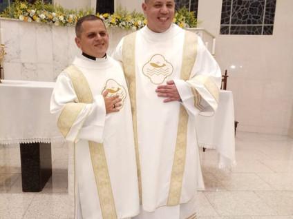 Ordinazione Diaconale in Brasile