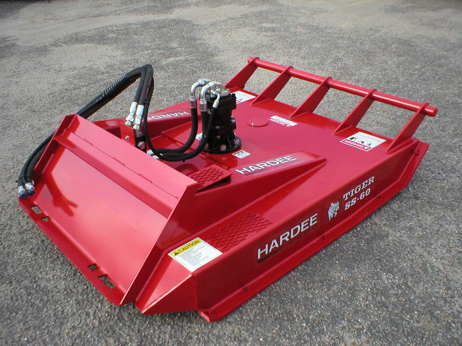 SKID STEER - TIGER SS-60 COMPLETE- HIGH FLOW (25 TO 36 GAL)
