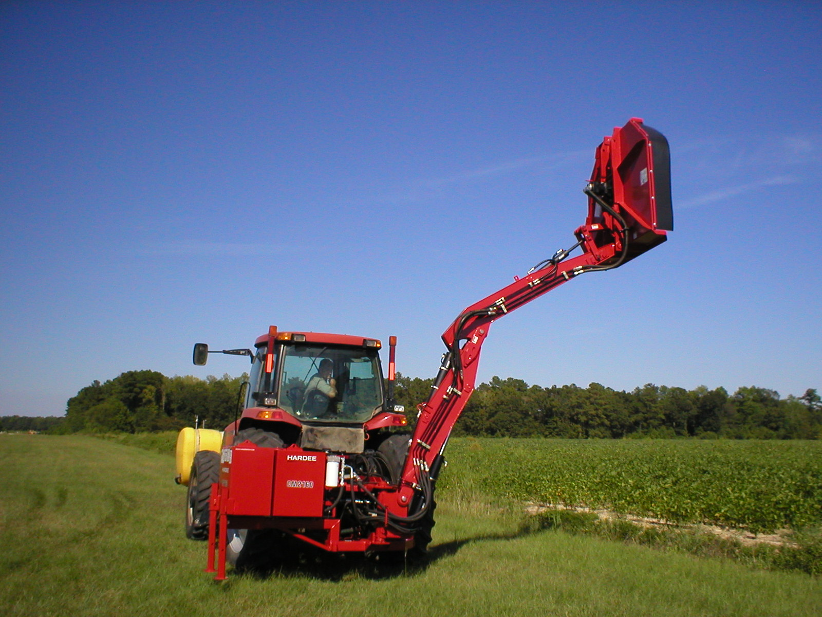 CM2160 COMPLETE ON TRACTOR (14)