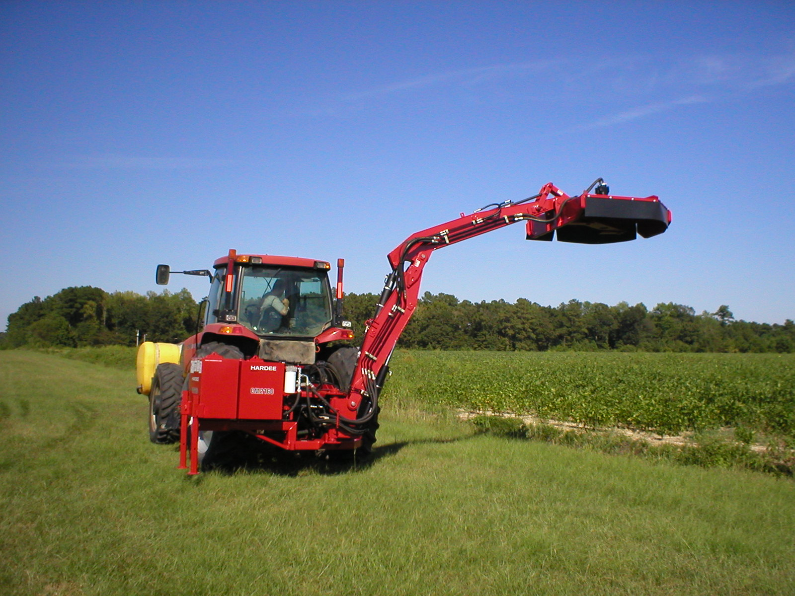 CM2160 COMPLETE ON TRACTOR (11)
