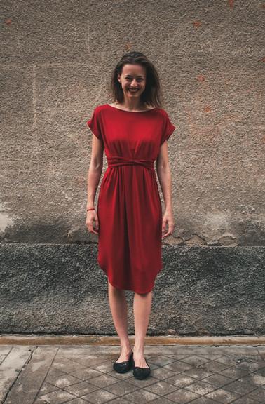 THERA dress short