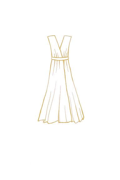 CROWN Dress