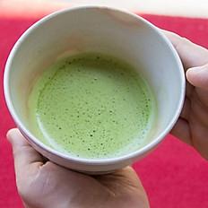 Matcha tea (hot)