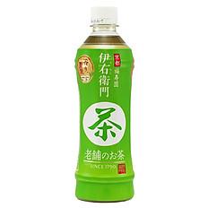 IEMON Suntory tea bottle with Matcha 550ml
