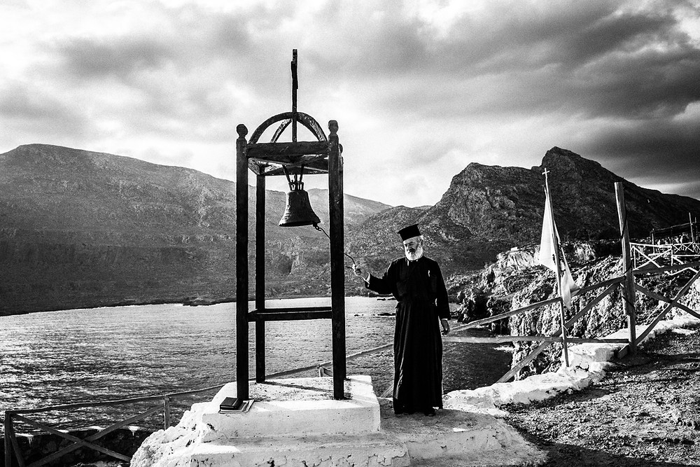 Celebration of Saint John in the ancient City of Vrykous, Olympos, Karpathos