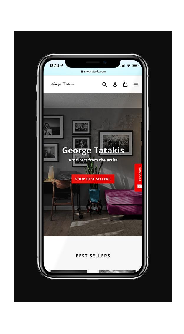 George Tatakis' eShop, shoptatakis.com