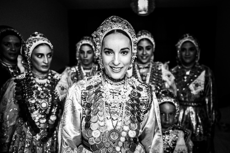 Bride in Olympos, Karpathos, Greece