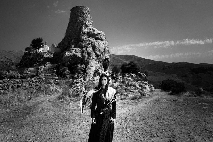 Castle, Kalymnos, Dodecanese, Greece