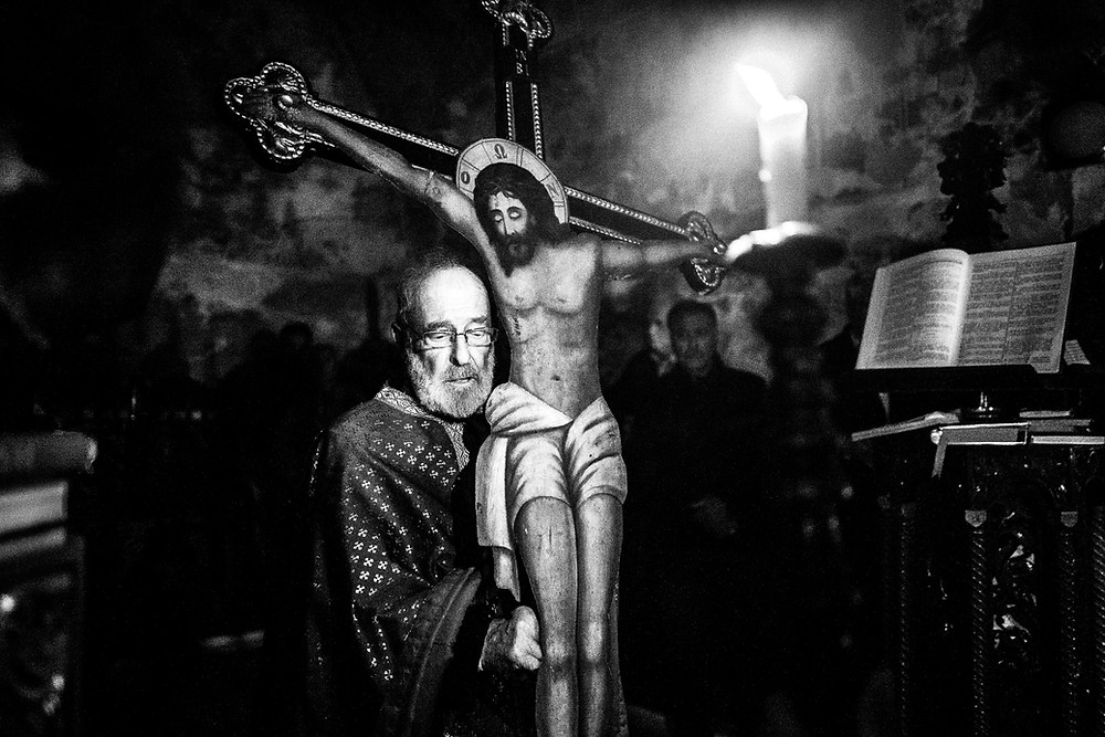 The Byzantine Easter at Olympos, Karpathos