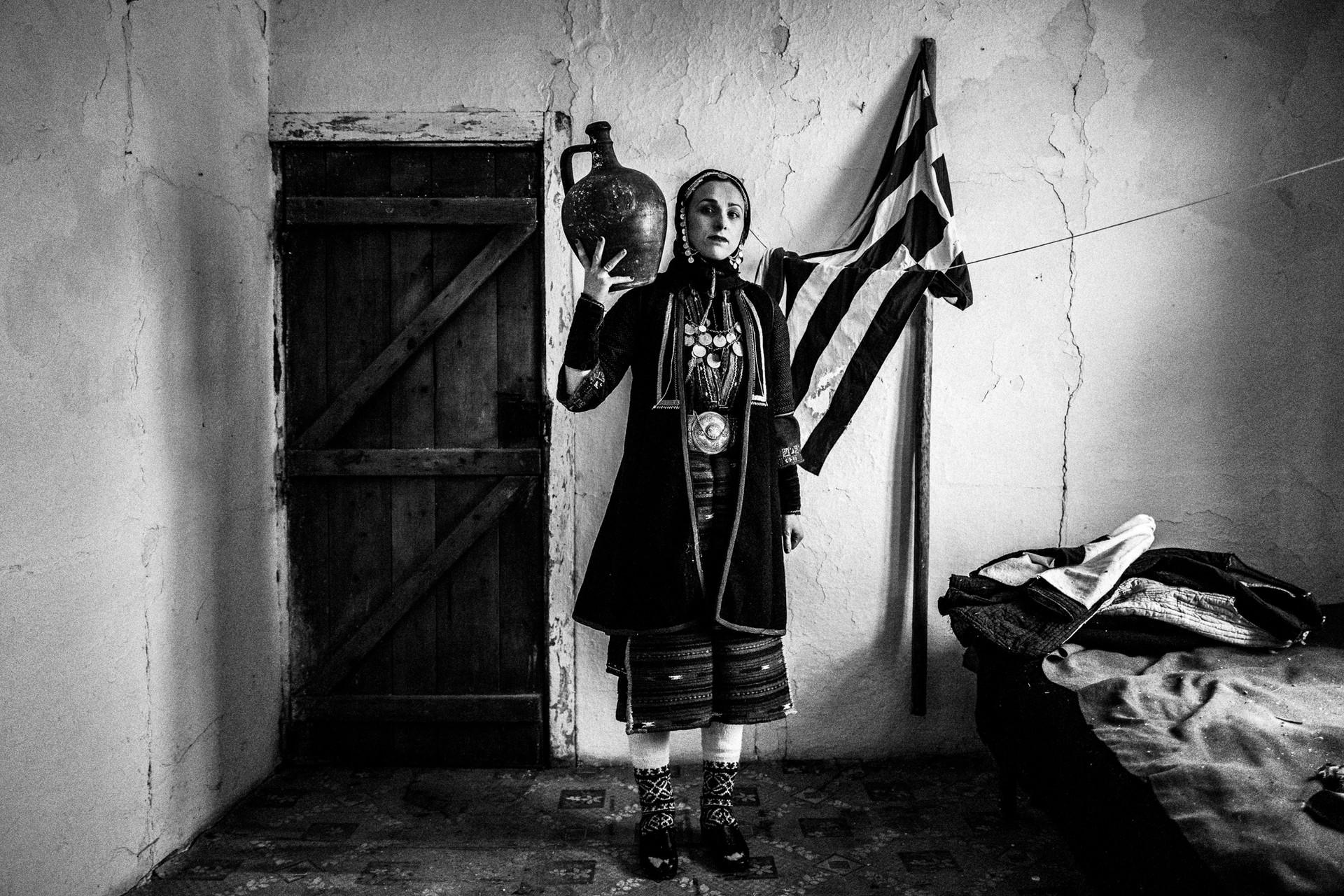 GREECE. Eastern Macedonia. Drama. Volax
