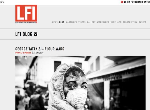 Story published on LFI Blog