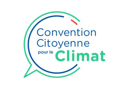 Votre avis sur les propositions de la Convention Citoyenne pour le Climat
