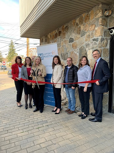 Lafferty & Martin Welcomed to Fairfield County