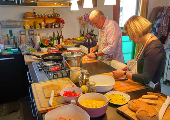 cooking lesson in siracusa