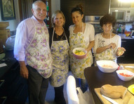 cooking lesson siracusa