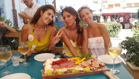 Food tour in Ortigia