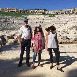 tourist guide siracusa