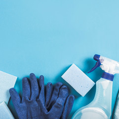high-angle-view-spray-bottle-gloves-spon