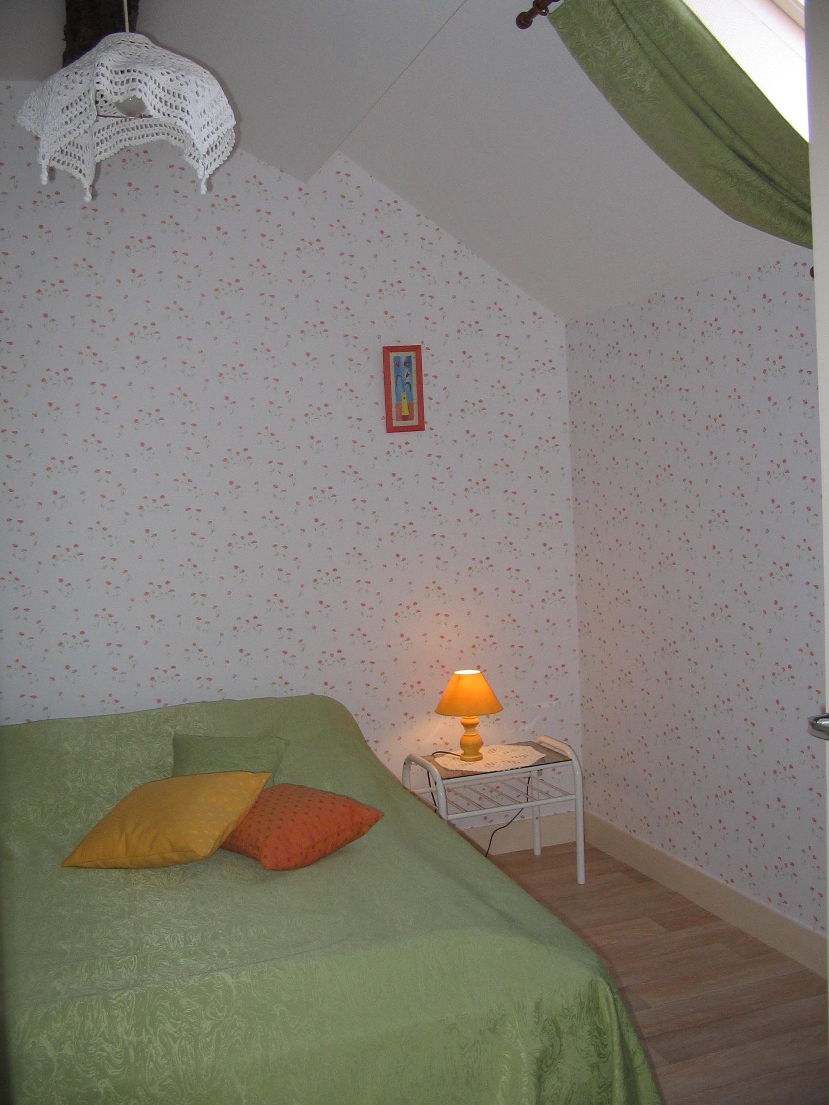 La chambre verte