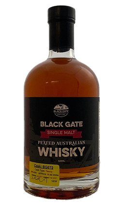 PEATED Single Malt Whisky BG075