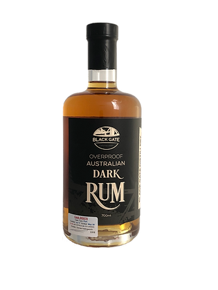 Overproof Dark Rum BG076