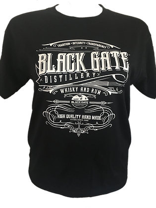 MENS Black Gate T-Shirt
