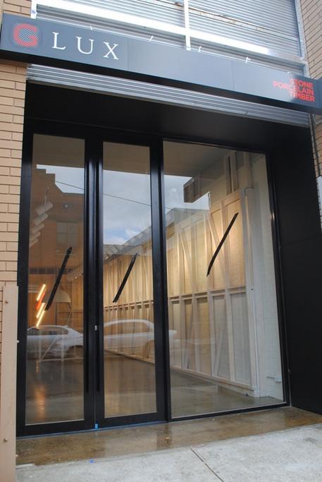showroom entry