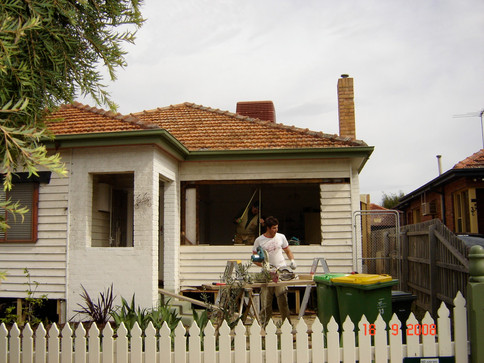 replacing windows and weatherboards
