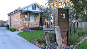 3 Unit site in Beaconsfield built with sustainability in mind.