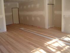 tassie oak flooring installed