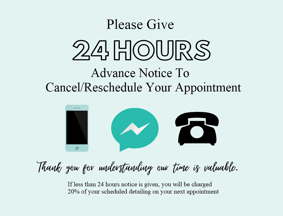 Cancellation policy sign.png