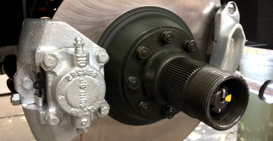 Ferarri-Rotors