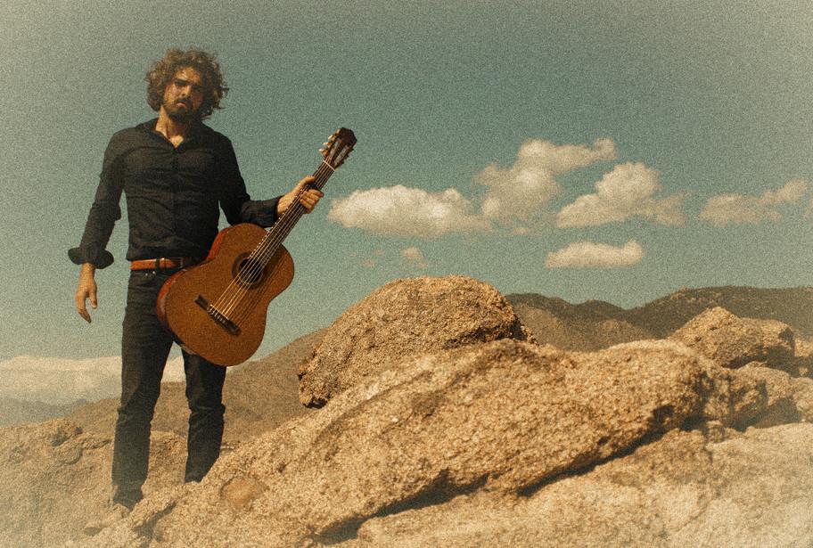 Joshua in the Desert