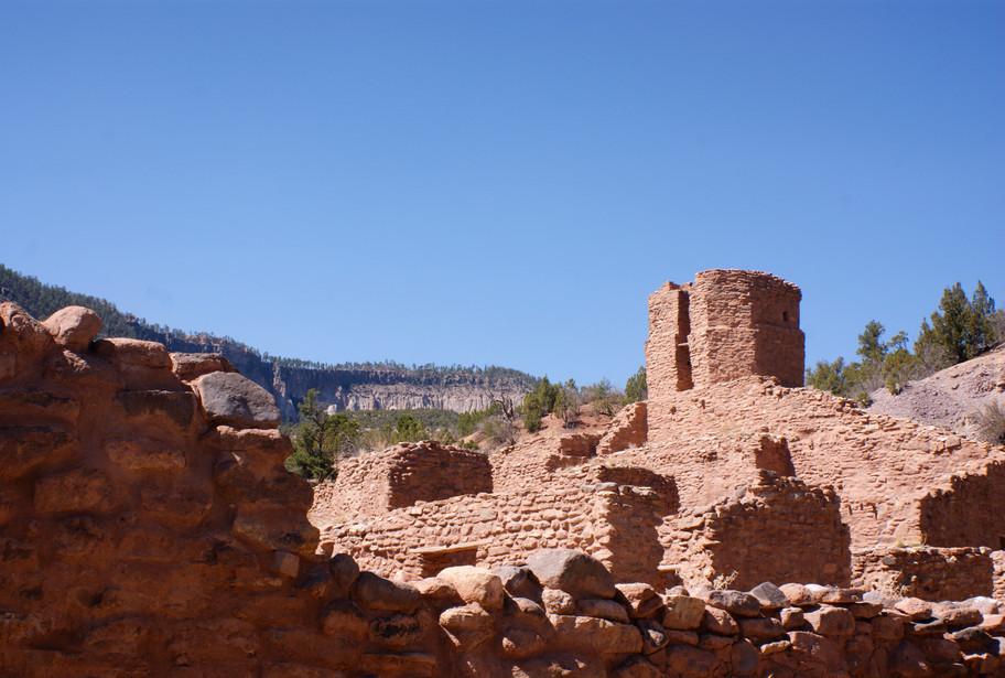Jemez Ruins