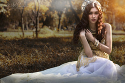 Bride Sunset