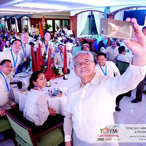 TOYM 2017 Awarding Ceremonies