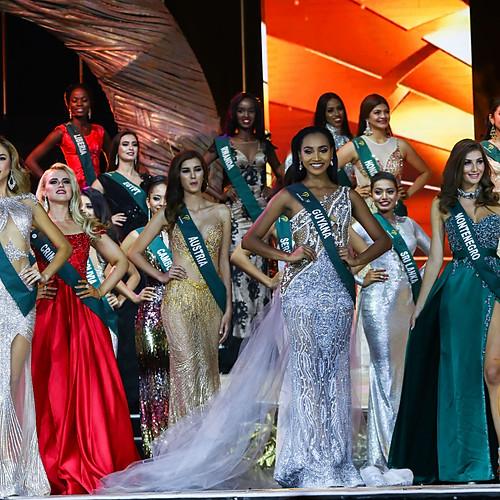 Miss Earth Coronation 2018
