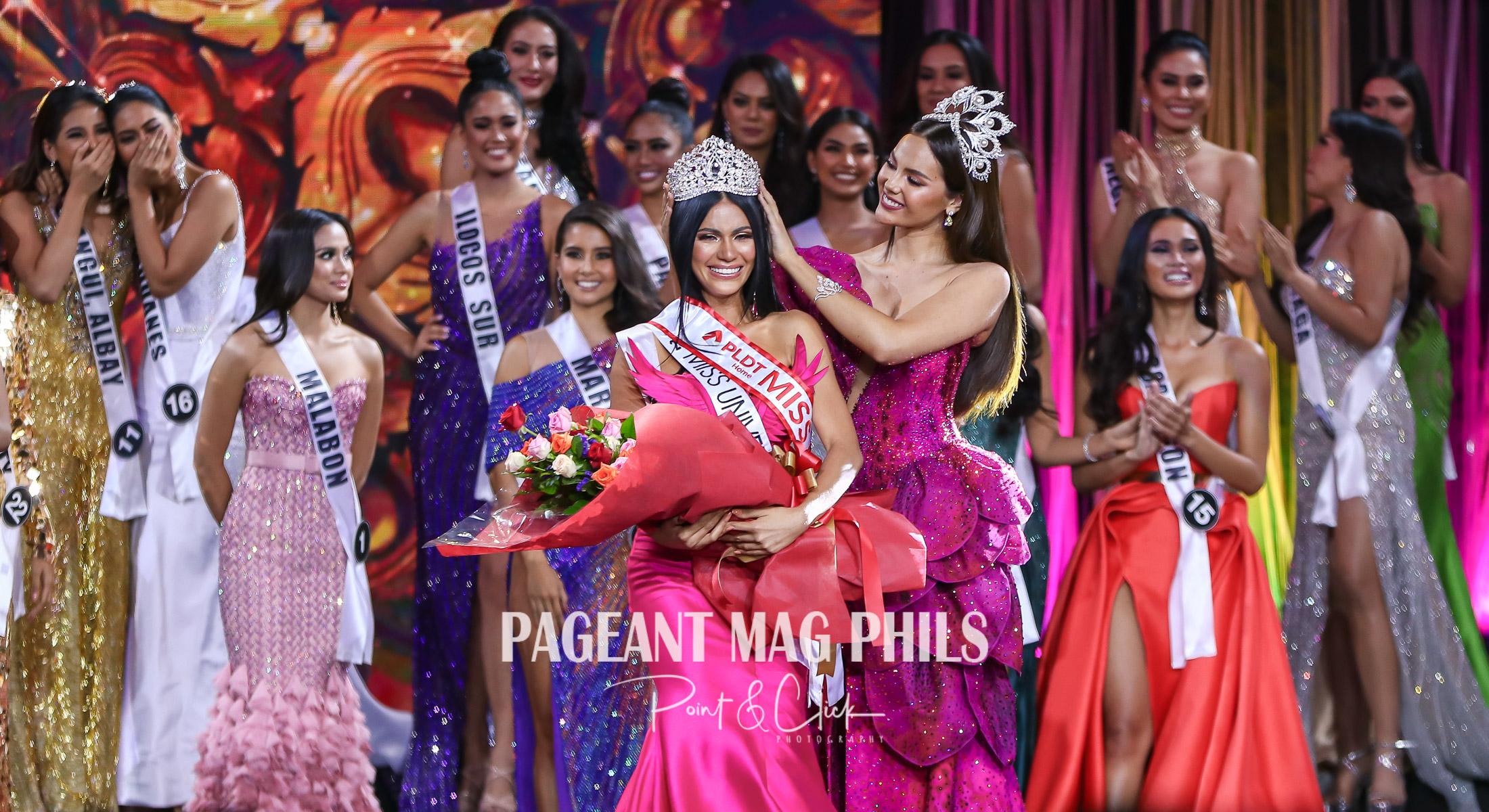 BB Pilipinas 2019 Coronation 9140L