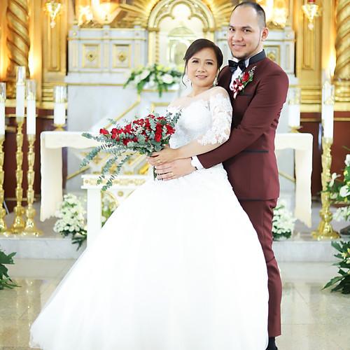 Wedding of Joel Rustia & Desiree De Jesus