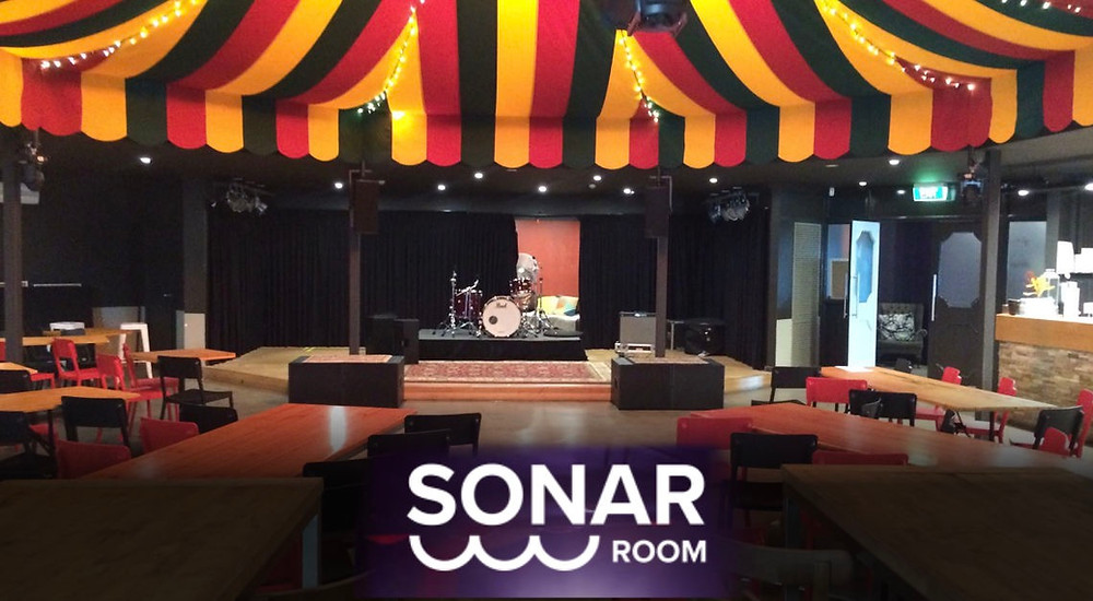 Sonar Room,  Fremantle WA
