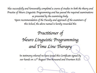 NLP Training (NLP Coach Practitioner Certification Training)