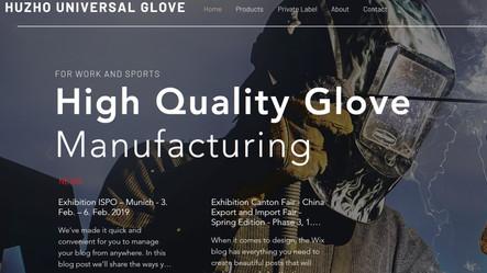 Huzho Universal Glove