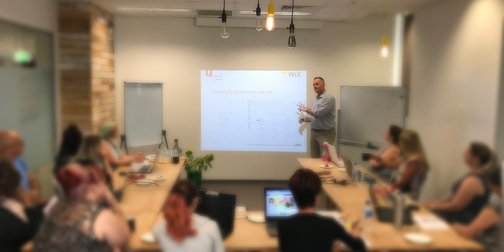Wix Workshop @ Castor Pollux
