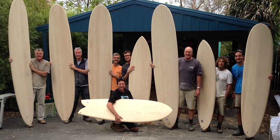 Two Day Eco Board Workshop April
