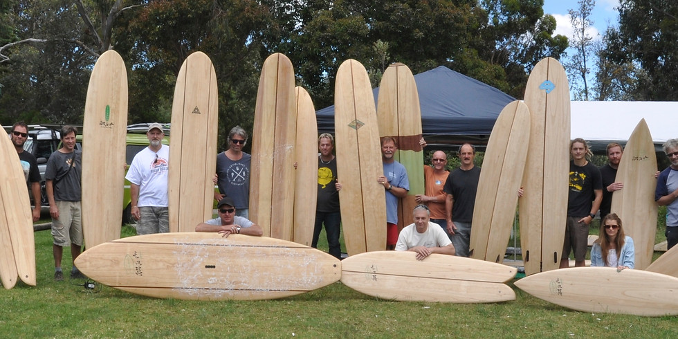 Two Day Eco Board Workshop May