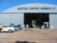 Qantas Empire Airways Hangar
