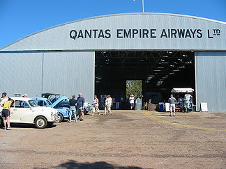 Qantas Empire Airways Hangar