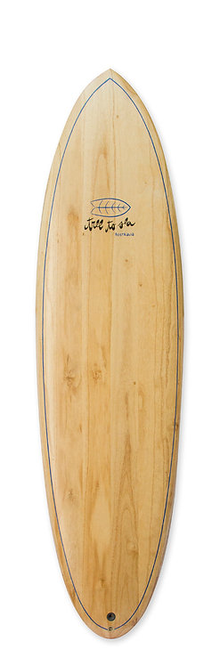 "6' 9"" Driftwood"