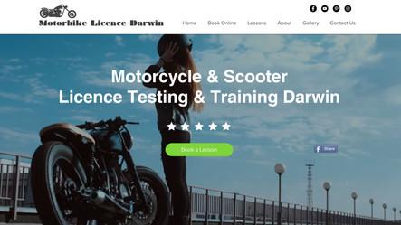 Motorbike License Darwin
