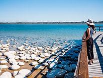Item No.: 117963 Title: Thrombolites in Yalgorup National Park Format: Master RGB JPEG Price: $0.00 Mandatory credit: Tourism Western Australia